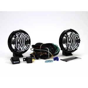 "KC Hilites Apollo Pro Series 5"" Round Driving Beam Pair"