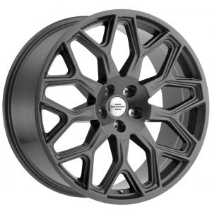 20x9.5 Redbourne King Gloss Gunmetal