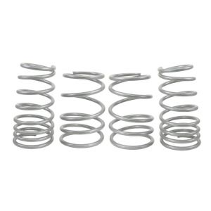 Whiteline 2016+ Ford Focus RS MK3 Front + Rear Performance Lowering Springs