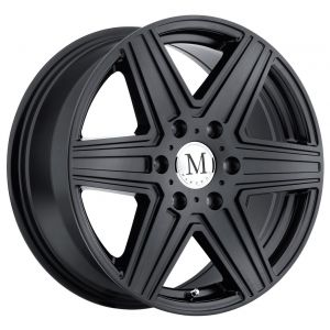 18x8 Mandrus Atlas 6 All Matte Black