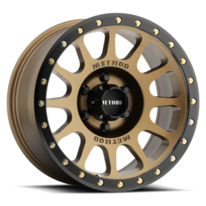 17x8.5 Method Race Wheels 305 Matte Bronze