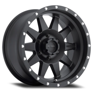 15x7 Method Race Wheels 301 Matte Black