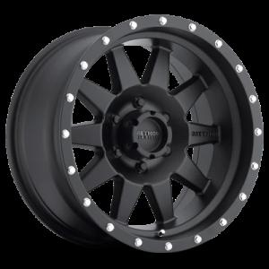 17x8.5 Method Race Wheels 301 Matte Black
