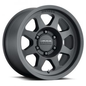 17x7.5 Method Race Wheels 701 Matte Black