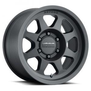 17x8.5 Method Race Wheels 701 Matte Black