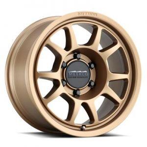 17x7.5 Method Race Wheels 702 Matte Bronze