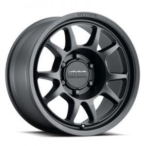 17x7.5 Method Race Wheels 702 Matte Black