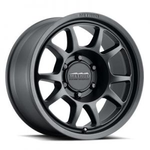 17x8.5 Method Race Wheels 702 Matte Black