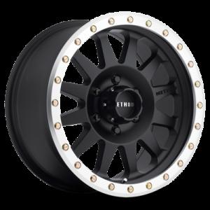 18x9 Method Race Wheels 304 Machined Lip