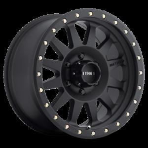 17x8.5 Method Race Wheels 304 Matte Black