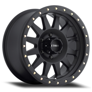 20x10 Method Race Wheels 304 Matte Black