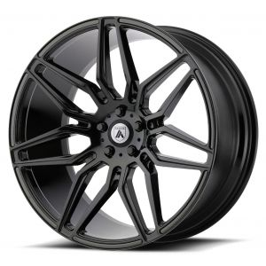 20x9 Asanti ABL-11 Gloss Black