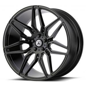 22x9 Asanti ABL-11 Gloss Black