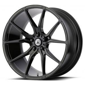 22x9 Asanti ABL-13 Gloss Black