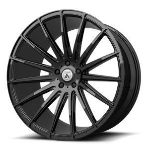 22x9 Asanti ABL-14 Gloss Black