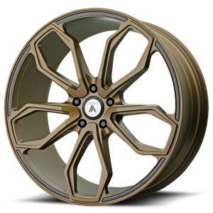 22x10.5 Asanti ABL-19 Satin Bronze