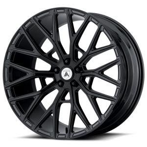 22x9 Asanti ABL-21 Gloss Black