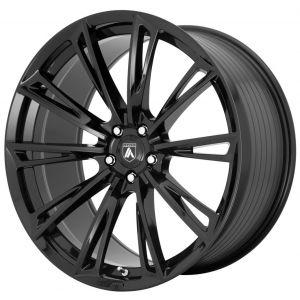 20x9 Asanti ABL-30 Gloss Black