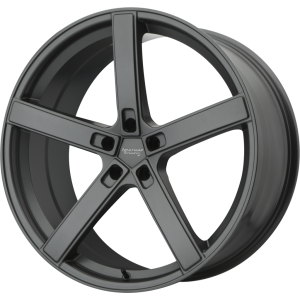 22x10.5 American Racing AR920 Blockhead Charcoal