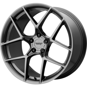 18x8.5 American Racing AR924 Crossfire Graphite