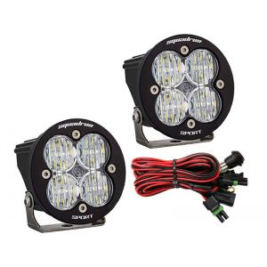 Baja Designs Squadron-R Sport Led Lights Driving Beam Pair