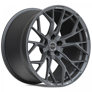 22x9.5 Brixton Forged RF10 Satin Anthracite (Radial Forged)