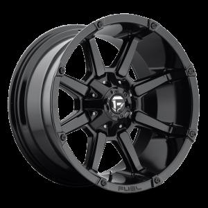18x9 Fuel Off-Road Coupler Gloss Black D575