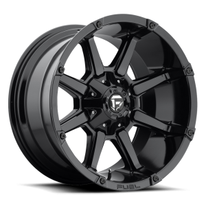 20x9 Fuel Off-Road Coupler Gloss Black D575