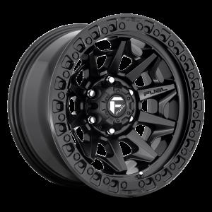 18x9 Fuel Off-Road Covert Matte Black D694