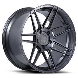 n4sm ferrada fr6 forge 8 matte graphite wheel