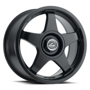 17x7.5 Fifteen52 Chicane Asphalt Black