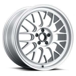 19x9 Fifteen52 Holeshot RSR Radiant Silver (Flow Formed)