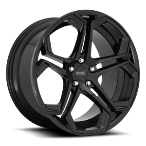 20x9 Foose Impala Gloss Black F169