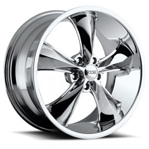 20x8.5 Foose Legend Chrome F105