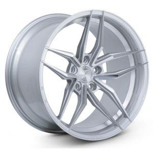 n4sm fr5 ferrada machine silver wheel