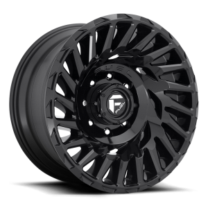 20x10 Fuel Off-Road Cyclone Gloss Black D682