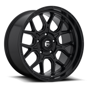 18x9 Fuel Off-Road Tech Matte Black D670