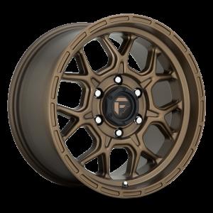 18x9 Fuel Off-Road Tech Matte Bronze D671