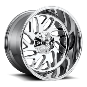 20x10 Fuel Off-Road Triton Chrome D609