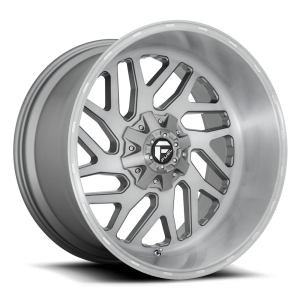 22x10 Fuel Off-Road Triton Platinum Tinted D715