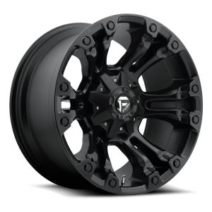 18x9 Fuel Off-Road Vapor All Matte Black D560