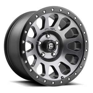18X9 Fuel Off-Road Vector Anthracite D601