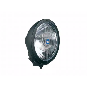 Hella Rallye 4000 Metal Lights Euro Beam + City Light Single