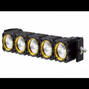 "KC HiLiTES Flex Array 10"" LED Light Bar - Spot Beam for Jeep Wrangler JL"