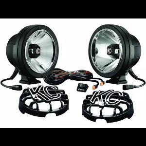 KC Hilites Gravity G6 Led Lights Driving Beam Pair