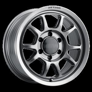 20x9.5 Method Race Wheels 313 Gloss Titanium