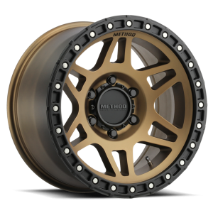 17x8.5 Method Race Wheels 312 Matte Bronze