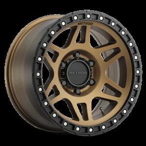17x9 Method Race Wheels 312 Matte Bronze