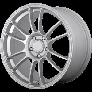 17x8.5 Motegi MR146 SS6 Hyper Silver