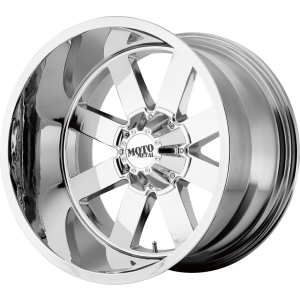 24x14 Moto Metal MO962 Chrome